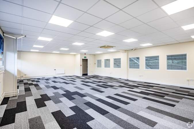 Unit 8 - First Floor - Quay Business Centre, Quay Business Centre, Warrington - Office for rent - 426 to 3,056 sq ft