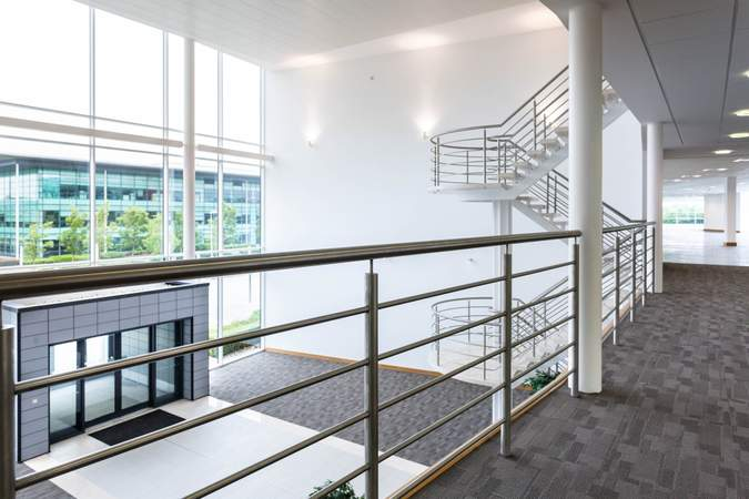 Interior Photo - Q12, Benton Ln, Quorum Business Park, Newcastle Upon Tyne - Office for rent - 30,738 to 92,307 sq ft