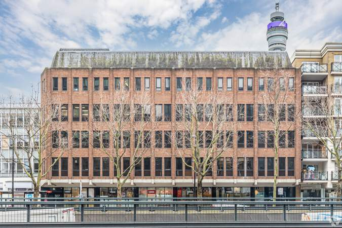 Building Photo - 307 Euston Rd, London - Co-working space for rent - 50 to 16,356 sq ft