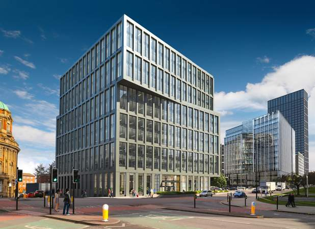 Building Photo - 4 Angel Sq, Manchester - Office for rent - 4,087 to 19,028 sq ft