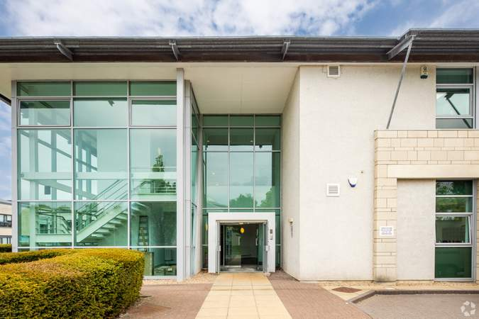 Entrance - Lomond Court, Castle Business Park, Stirling - Co-working space for rent - 50 to 13,157 sq ft