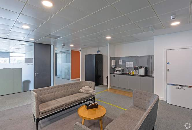 5th Floor Break Out Area - Acero, Sheffield - Serviced office for rent - 50 to 15,000 sq ft