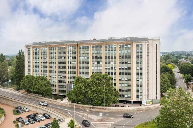 Building Photo - Reading Bridge House, Reading - Office for rent - 2,700 sq ft