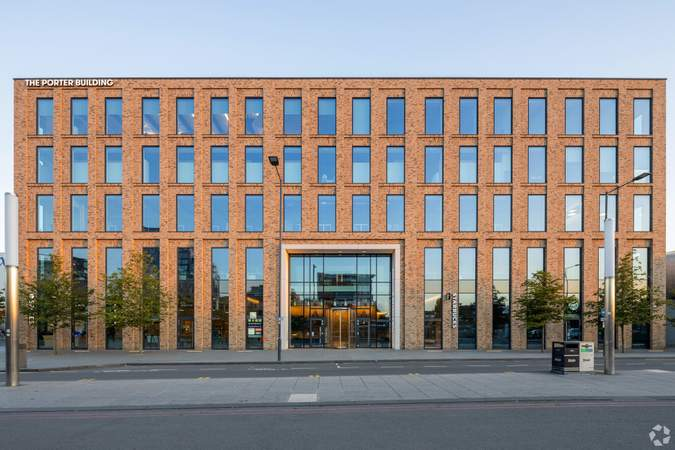 Building Photo - The Porter Building, Slough - Serviced office for rent - 50 to 27,400 sq ft