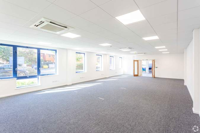 GF Front Suite - Braebourne House, Bristol - Office for rent - 1,250 to 2,560 sq ft