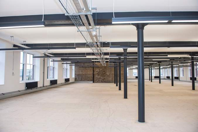 Interior Photo - The Garment Factory, Glasgow - Office for rent - 3,082 to 16,743 sq ft