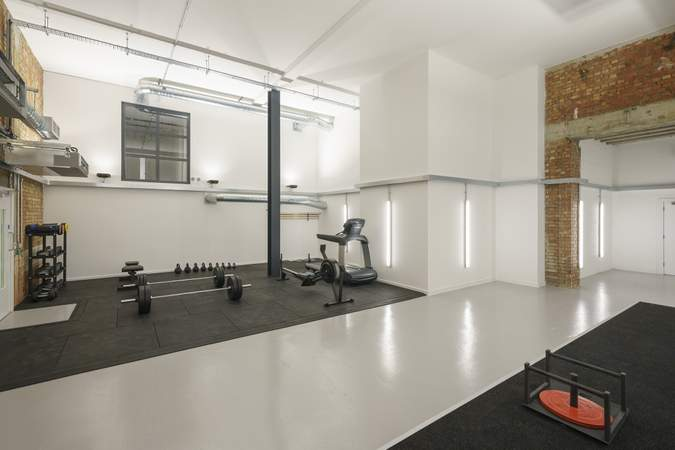 Gym - HERE, Bristol - Office for rent - 471 to 2,853 sq ft