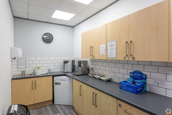 Kitchen 3 - The Senate, Exeter - Co-working space for rent - 50 to 14,530 sq ft