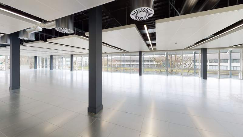 1st Floor - Building 1330, Reading - Office for rent - 12,423 to 24,973 sq ft