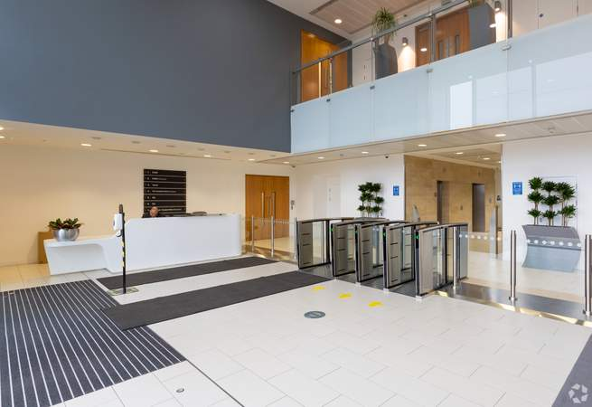 Reception - No.1 Leeds, Leeds - Co-working space for rent - 100 to 13,902 sq ft