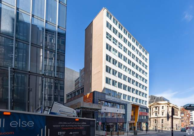 Building Photo - Edmund House, Birmingham - Serviced office for rent - 50 to 16,186 sq ft