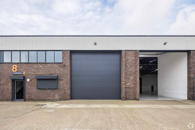 Building Photo - Units 6-9, Silverdale Rd, Silverdale Industrial Estate, Hayes - Industrial unit for rent - 10,984 sq ft