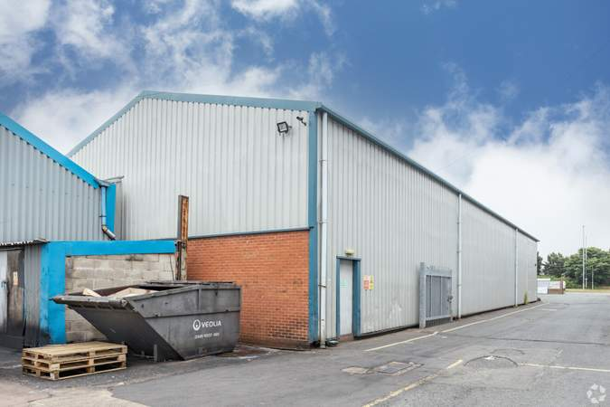 Unit 1B - Stafford Court, Units 1-11, Wolverhampton - Industrial unit for rent - 5,000 to 7,600 sq ft