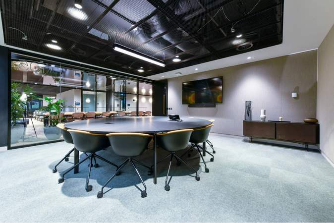 253917_1FA_Meeting_Room_-1575980291408 - 1 Finsbury Ave, London - Office for rent - 1,618 to 23,100 sq ft