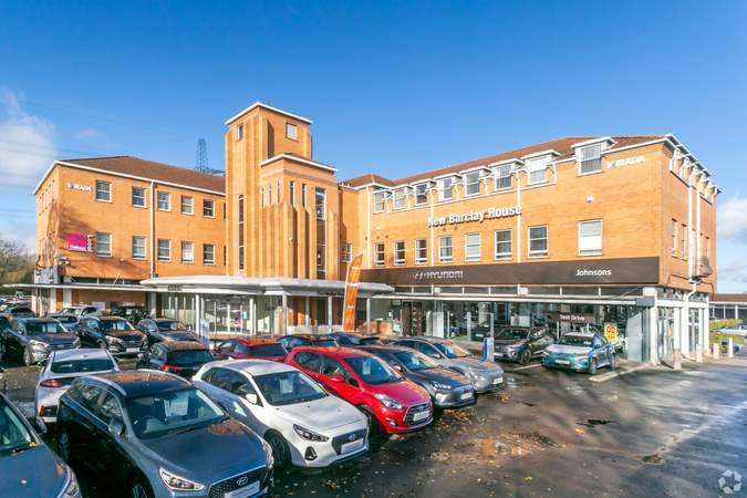 Primary Photo - New Barclay House, Oxford - Co-working space for rent - 50 to 10,539 sq ft