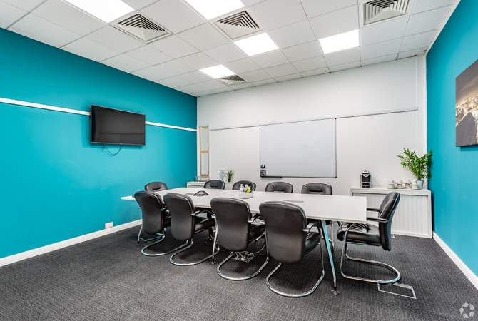 Meeting Room - Adamson House, Towers Business Park, Manchester - Co-working space for rent - 200 to 16,249 sq ft