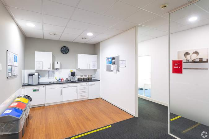Kitchen 2 - The Senate, Exeter - Co-working space for rent - 50 to 14,530 sq ft