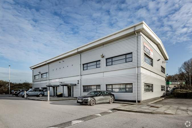 Primary Image - No2 Commerce Park, Birkenhead - Office for rent - 2,205 to 4,410 sq ft