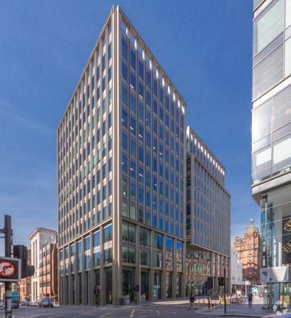 Primary Photo - 1 West Regent St, Glasgow - Serviced office for rent - 50 to 13,884 sq ft