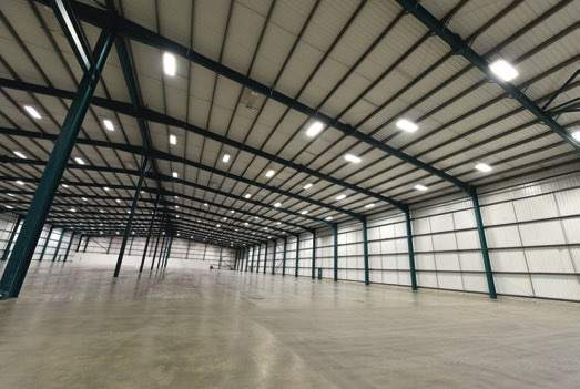 Interior Photo - Howley 80, Warrington - Industrial unit for rent - 78,621 sq ft