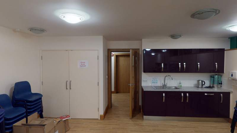 Basement - Morland House Surgery, Oxford - Healthcare space for sale - 12,397 sq ft