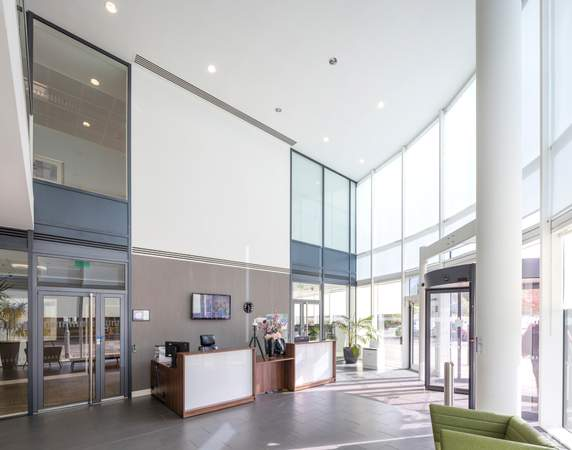 Reception - 450 Brook Dr, Reading - Serviced office for rent - 50 to 2,645 sq ft