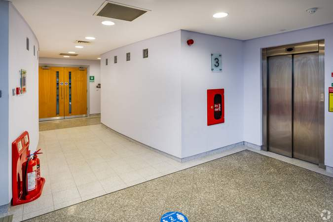 3rd Floor Entrance - Citypoint 2, Glasgow - Office for sale - 38,836 sq ft