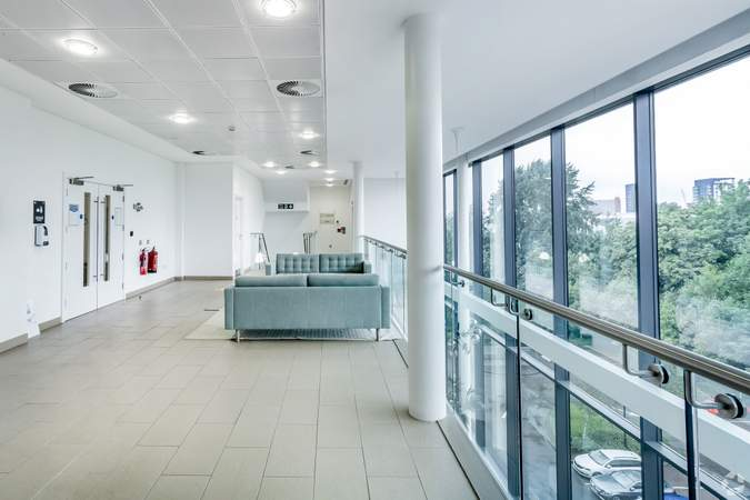 4th Floor - Landing - Centenary House, Salford - Serviced office for rent - 50 to 22,000 sq ft