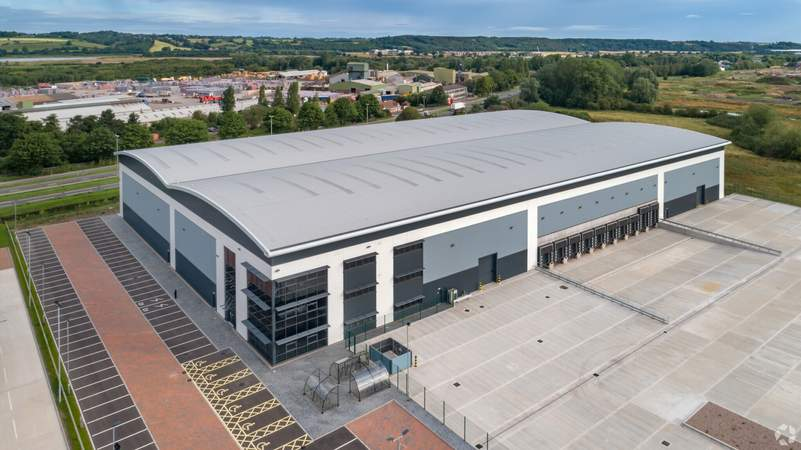 Lichfield Road - Lichfield Rd, Burton On Trent - Industrial unit for sale - 103,069 sq ft
