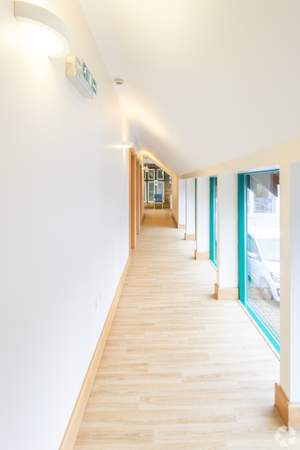 Ground Floor - Corridor to Doctors Rooms - Morland House Surgery, Oxford - Healthcare space for sale - 12,397 sq ft