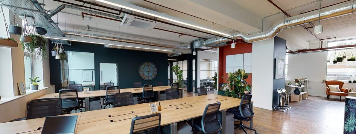 Virtual Tour - Broad Street Mall / Quadrant House, Broad Street Mall, Reading - Co-working space for rent - 291 to 5,194 sq ft