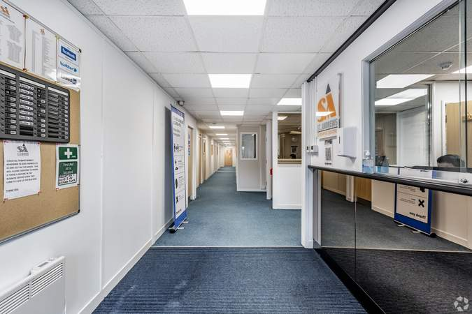 Reception - St Andrews Business Centre, Liverpool - Office for rent - 68 to 135 sq ft