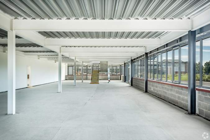 Ground Floor View - Academy One, Liverpool - Industrial unit for rent - 110,000 sq ft