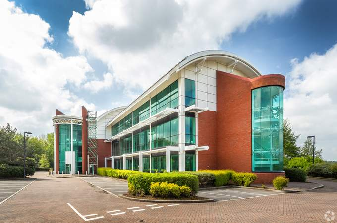 Alternate Image 2nd Angle - 1200 Daresbury Park, Warrington - Office for rent - 10,110 to 31,250 sq ft