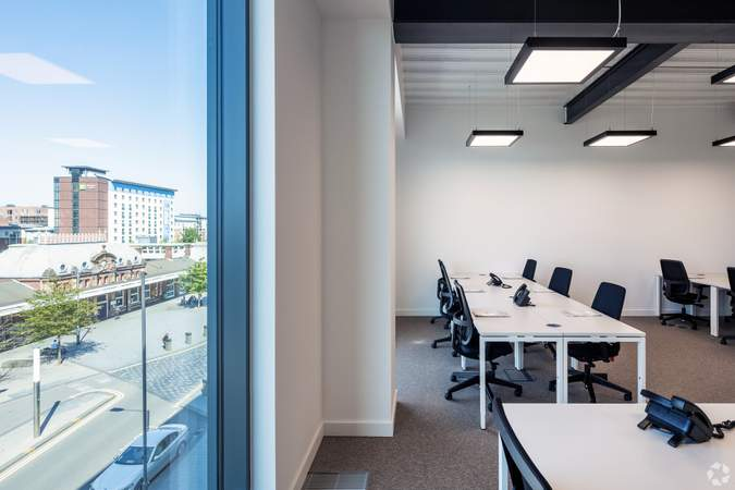 Spaces - 2nd Floor - The Porter Building, Slough - Serviced office for rent - 50 to 27,400 sq ft