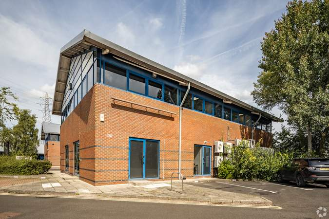 Rear of the Property - Quay Business Centre, Quay Business Centre, Warrington - Office for rent - 426 to 3,056 sq ft