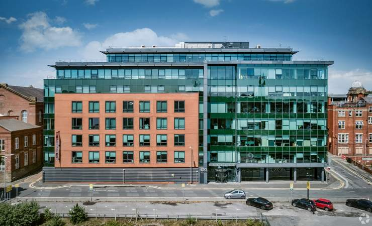 Building Image - 120 Bark St, Bolton - Serviced office for rent - 50 to 7,620 sq ft