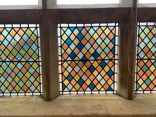 Stained glass - St Edburgs Hall, Bicester - Office for rent - 1,295 to 3,450 sq ft