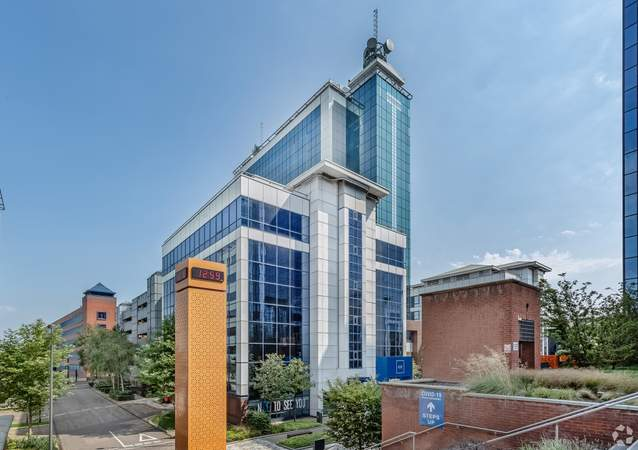 Alternate Image - ICE Building, Salford - Office for rent - 4,010 to 9,222 sq ft