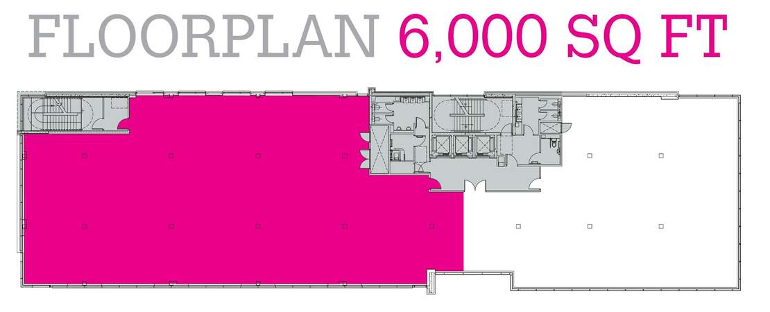 Floor Plan - 6,000 sq ft - 120 Bark St, Bolton - Serviced office for rent - 50 to 7,620 sq ft