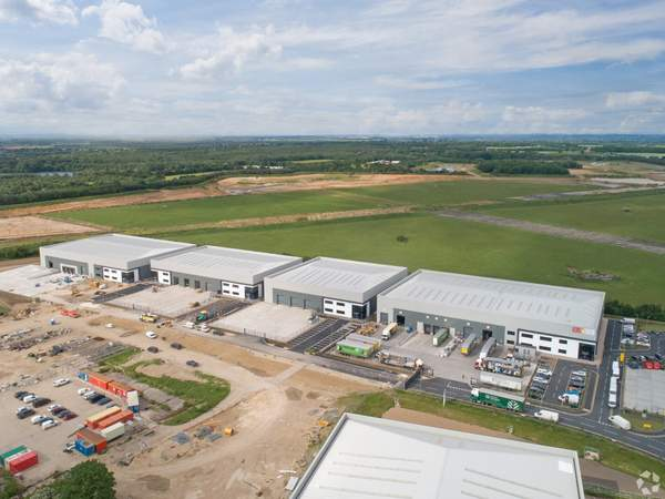 Located Within Lincoln's Only Brand New Development Site - L34, Electric Ave, St Modwen Park Lincoln, Lincoln - Industrial unit for rent - 33,738 to 33,631 sq ft