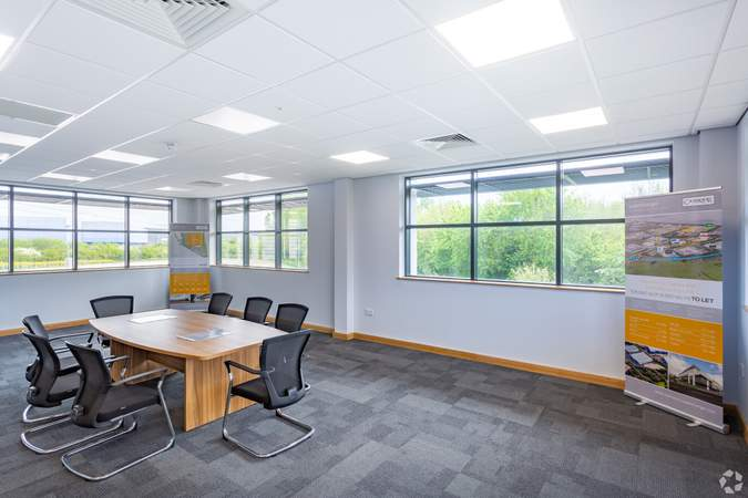 1st floor office - Supercharger / Western 105, Bristol - Industrial unit for sale - 106,890 sq ft