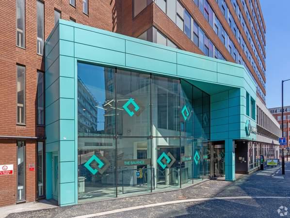 The Balance Entrance - The Balance, Sheffield - Serviced office for rent - 50 to 11,223 sq ft