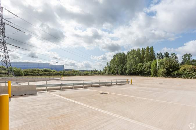 Builidng Photo - Supercharger / Western 105, Bristol - Industrial unit for sale - 106,890 sq ft