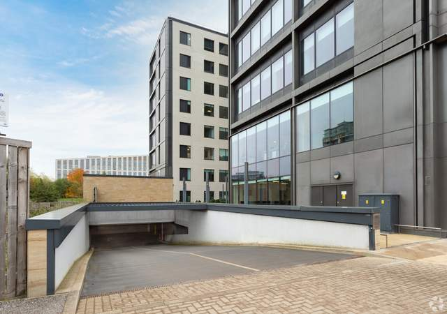 Car Park Entrance - No.1 Leeds, Leeds - Co-working space for rent - 100 to 13,902 sq ft
