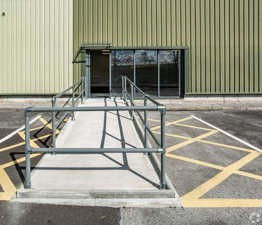 Ramp - Howley 80, Warrington - Industrial unit for rent - 78,621 sq ft