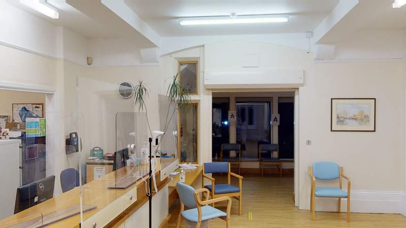 Ground Floor - Morland House Surgery, Oxford - Healthcare space for sale - 12,397 sq ft