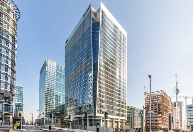 Building Photo - 30 Churchill Pl, London - Serviced office for rent - 50 to 284,704 sq ft