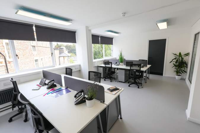 Serviced Office - HERE, Bristol - Office for rent - 471 to 2,853 sq ft