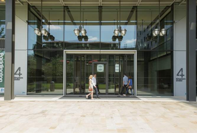 Lobby - 4 Kingdom St, London - Office for rent - 1,673 to 3,077 sq ft